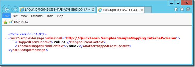 sampleoutput